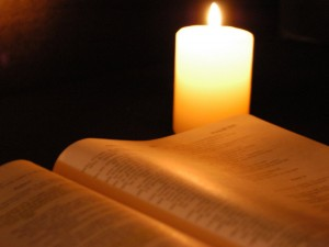 scripturecandle