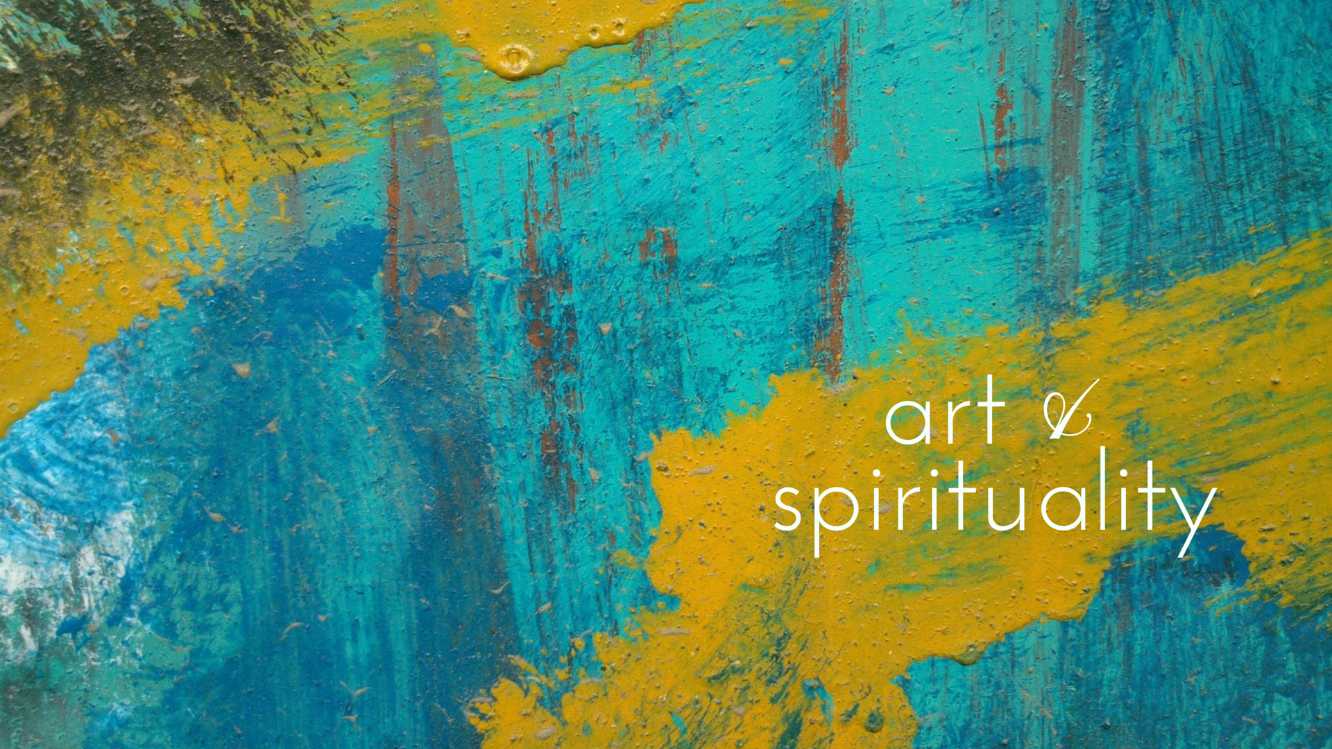 spirituality and art This is the thing: art comes from the heart and, likewise, speaks to the heart but this asks something of the witness, too, a kind of emotional and spiritual sensitivity with which to receive the .